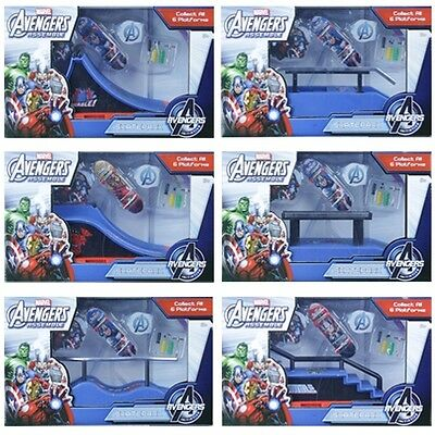Avengers Skatepark Platforms Assorted Toy