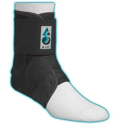 2 New ASO Ankle Brace Support Stabilizer Guard USA Seller Free Shipping