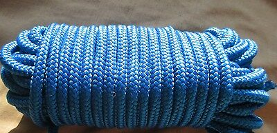 50 feet of Colorful Blue Super Rope