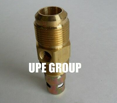 "Check valve Air Compressor in tank compressed air 3/4"" FLARE x 3/4"" MALE NPT"