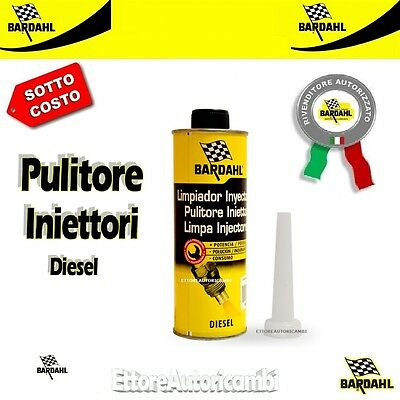 Pulisci Iniettori Bardahl 500Ml Diesel Injector Cleaner Additivo Pulitore
