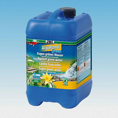 JBL AlgoPond Green - 5 Liter - Anti-algae Pond Water Care pond water