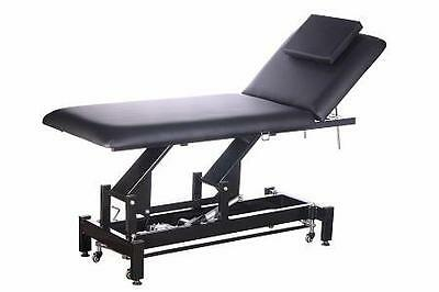 Powerlift Massage Table With Backrest Option