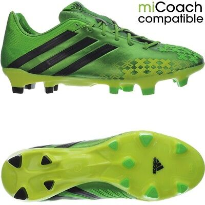 ... best price adidas predator lz trx fg men football boots shoes studs  green black op new b600fd8b52abb