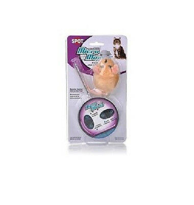 Ethical Spot Remote Micro Mouse In New Blister Package Cat Toy Free Ship Usa