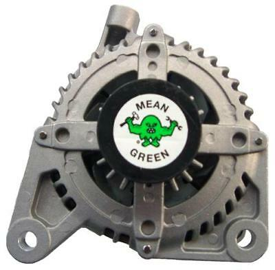 07-10 Jeep Wrangler JK MEAN GREEN High Amp Alternator 200+Amps NEW with Warranty