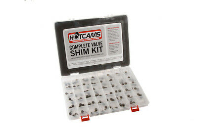 HOT CAMS SHIM KIT  - 7.48mm Complete shim kit 1.20-3.50mm in .05mm increments