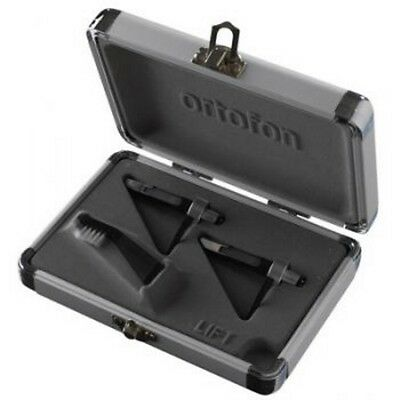 New Ortofon Concorde Pro S Twin Pack Replacement Cartridge, Stylus & Flight Case