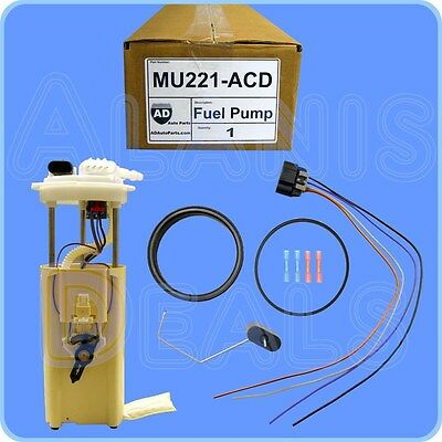 New Fuel Pump Module Assembly Herko 327GE For Buick Rendezvous 2004-2007