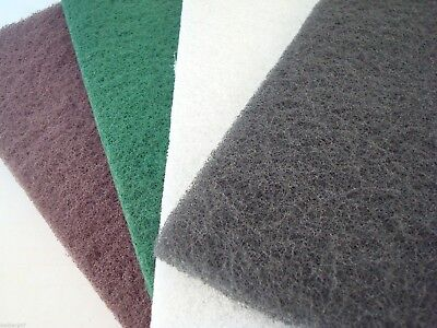 Brand New - Abrasive Hand Cleaning Pads For Metals & Jewellery Cleaning