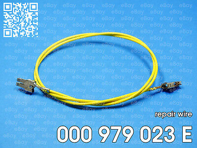 Audi VW Skoda Seat repair wire 000979023E