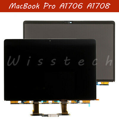 """13.3"""" For Apple MacBook Pro A1706 A1708 2016 2017 LCD Display Screen Replacement"""