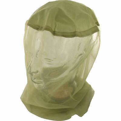 Mosquito Head Net Bug Midge Micro Fine Polyester Mesh Travel Holiday Camping