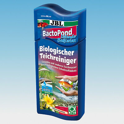 JBL bactopond 500ml - Algae Bacteria Care Water Degradation of Pollutants