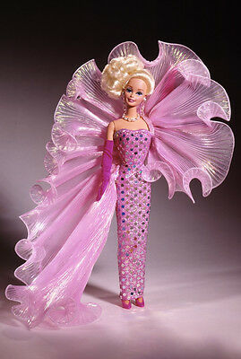 CLASSIQUE COLLECTION EVENING EXTRAVAGANZA BARBIE DOLL NIB 1994 ROOTED EYELASHES