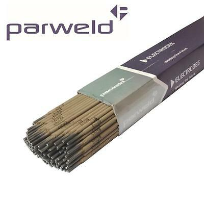 Parweld 5kg Pack 3.2mm ARC Welding rods E6013 MMA mild steel electrodes