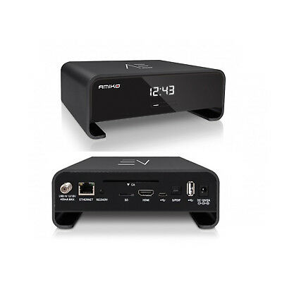 Amiko A3 Spark2 Android 4.2.2 HD Satellite, IPTV Media Centre Streamer