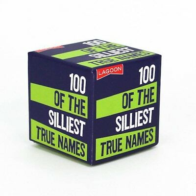Little Boxes Of Random Fun | 100 of the Silliest True Names
