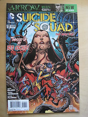 Suicide Squad 17. Harley Quinn. The New 52. Dc. 2013