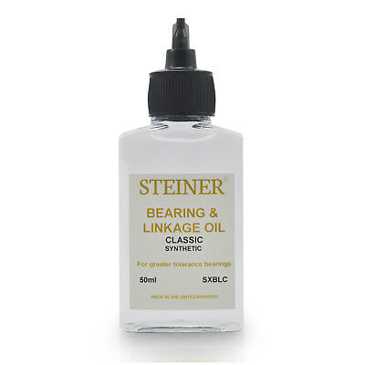 Bearing And Linkage Oil-Classic 50Ml By Steiner Music