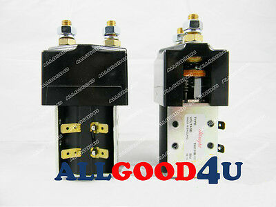 DC Contactor DC88-317T for forklift 24V 100A Replacement ZAPI B2DC11 Albright