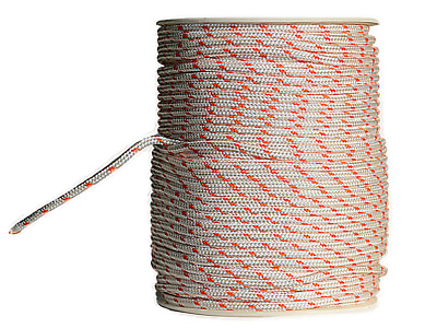 100m Roll Pull Starter Start Cord Rope Mower Chainsaw Engine 3mm 3.5mm 4mm 4.5mm