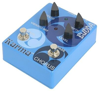Budda Karma Chorus Electric Guitar Effects Pedal