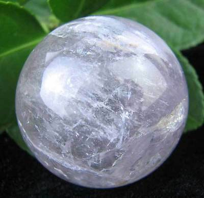 36mm Natural Purple Crystal(Amethyst) Sphere/ball Carving,FENGSHUIl k14238