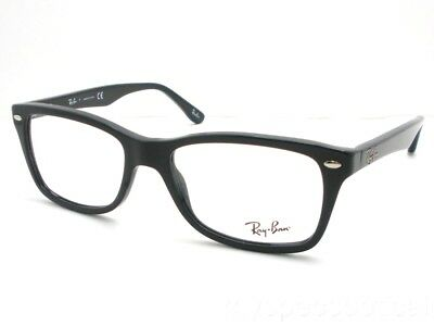 Ray Ban RB 5228 2000 Black Eyeglass Frame New 100% Authentic *Buyer Picks Size