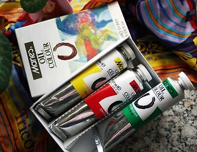 Artist Oil Paints-30 color X 50ML set