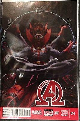 New Avengers #14 NM- 1st Print Free UK P&P Marvel Comics
