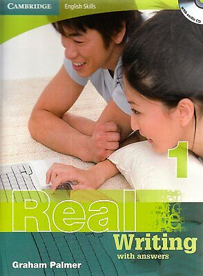 Cambridge English Skills REAL WRITING 1 with Answers & AUDIO CD by Palmer @New@