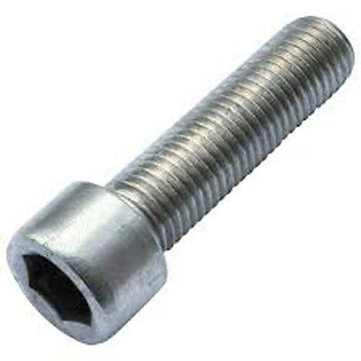 Stainless Steel A2 M4 X 12 Socket Cap Screw pack of 10