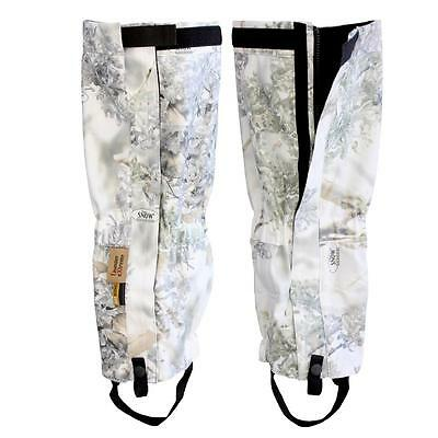 Kings Camo Gaiters Snow Shadow TX Pro Weather Waterproof KCM2129-SS