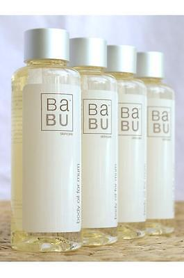 BaBu NZ Organic Massage Oil for Mum Great for reducing Stretch Marks NEW