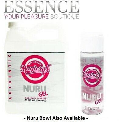 Mr Nori's Magic Gel Nuru Massage Moist, Authentic & Premium - Same Day Dispatch