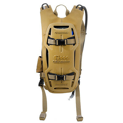 Geigerrig Guardian Tactical - Coyote Hydration Pack