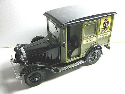 The Yorkshire Co. ( 1929 Ford U S Mail truck )  Die-Cast Truck SN# A026221