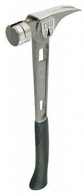 New Stiletto TB15MC Hammer TiBone 15-Ounce Titanium Milled-Face Hammer