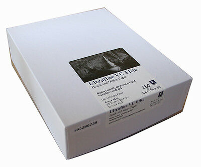 Ultrafine VC ELITE Pearl Variable Contrast RC Paper 8 x 10 / 250