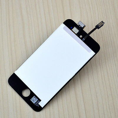 New LCD Display + Touch Screen Digitizer Assembly for iPod Touch 4 Black A1367