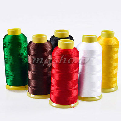 5KM Cone Bobbin Polyester Thread Embroidery Machine Quilting for Sewing Machine
