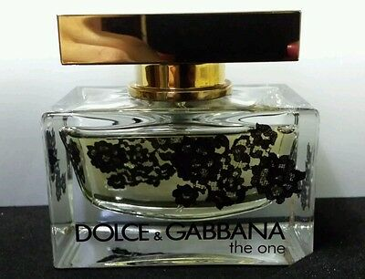 Profumo donna Dolce&Gabbana the one edp lace edition 50 ml for her