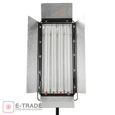 220W F&V Fluorescent Light similar Kinoflo - CONTINOUS light - VIDEO DSLR STUDIO