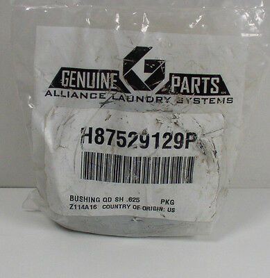 Alliance H87529129P Dryer Bushing QD SH .625