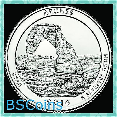 2014 S BU ATB Arches National Park, Utah BU Qtr. - In Stock - FREE Ship TODAY