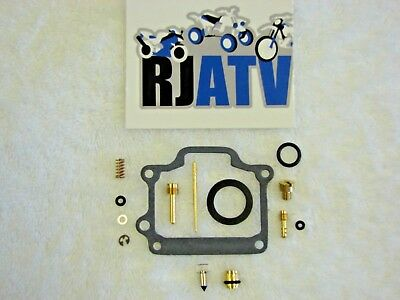 Suzuki LT80 1987-2006 CARBURETOR Carb Rebuild Kit Repair LT 80