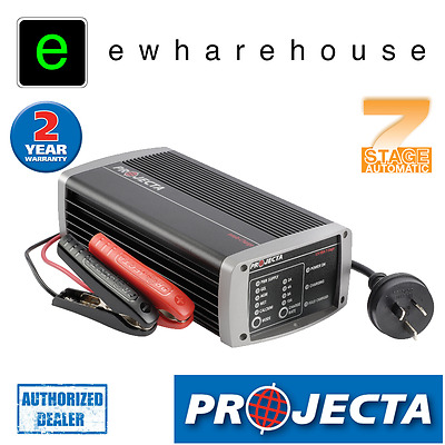 Projecta Ic1500 15 Amp 12 Volt 7 Stage Battery Charger