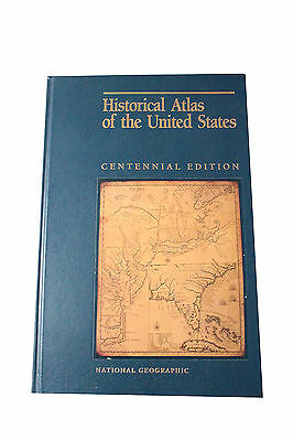 Atlas - Historical Atlas of the United States
