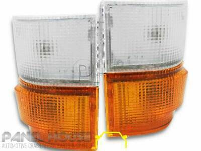 Toyota Hiace Van 83-84 Pair LH+RH Front Corner Indicator Lights NEW Blinker